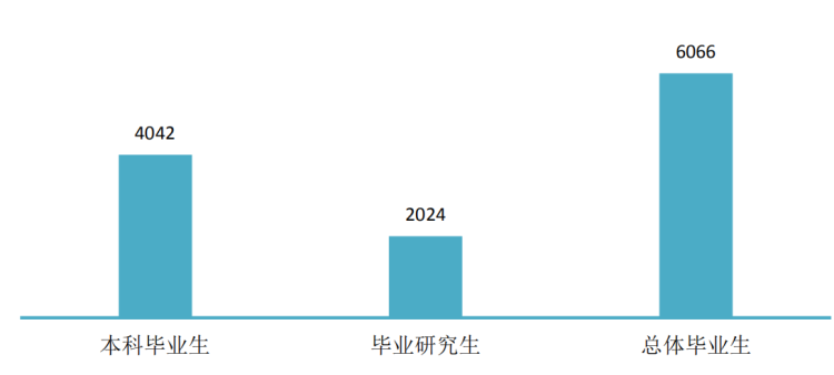 辽宁大学2020年毕业生6066人,研究生月均收入6218.69元